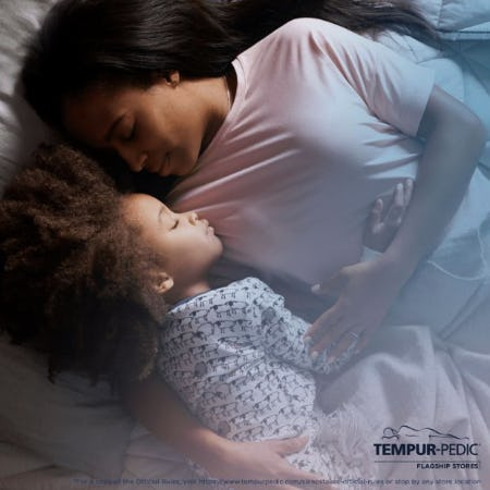 Mother's Day SLEEPstakes from Tempur-Pedic