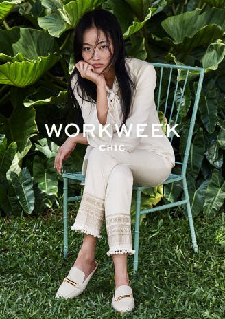 Work Week Chic from Tory Burch