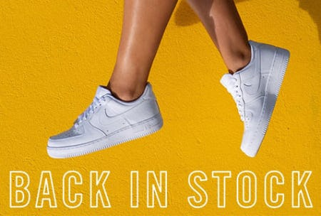 dc4dd6e3ab965 Back in Stock at Lady Foot Locker