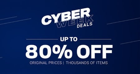 Up to 80% Off Orginal Prices from Men's Wearhouse