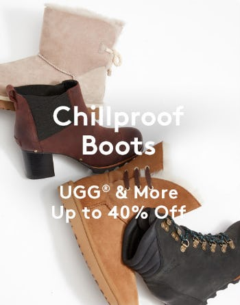 Up to 40% Off Chillproof Boots from Nordstrom Rack