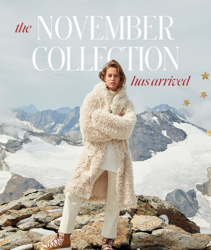 The November Collection Has Arrived from Free People