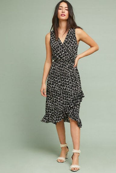 Daphne Wrap Dress from Anthropologie