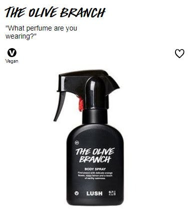 Meet Your New Signature Scent from LUSH
