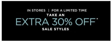 Extra 30% Off Sale Styles from A Pea In The Pod, Maternity Redefined