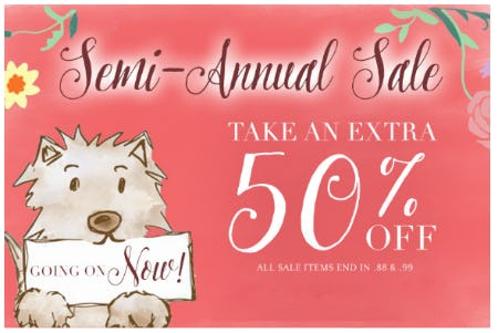 Semi-annual Sale: Extra 50% Off from Altar'd State