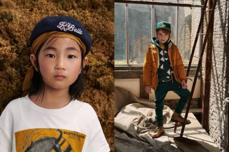 For Kids: Print Play from Scotch & Soda