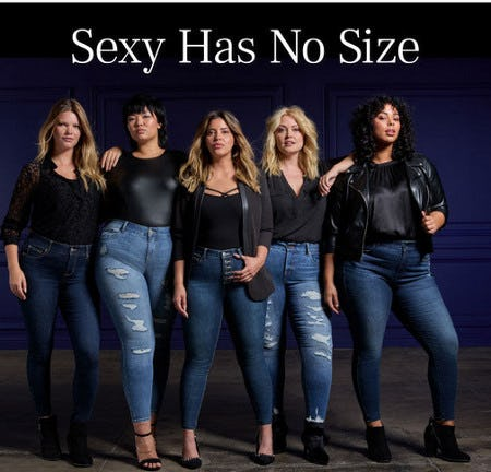 Sexy Has No Size from Torrid
