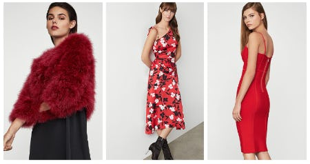 Seeing Red from BCBG