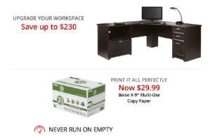 Amazing Deals from Office Depot