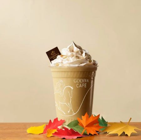 Sip Something Wonder-Fall at GODIVA! from Godiva Chocolatier