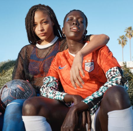 The U.S. Soccer Style from Nike