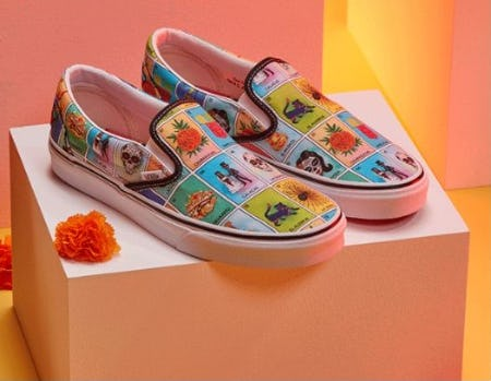 A  Collection Celebrating the Day of the Dead from Vans