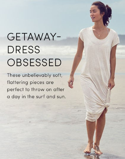 Getaway-Dress Obsessed from Athleta