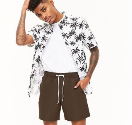 Pool Party Outfits for Men from Forever 21