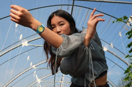 London Fashion Week 2021: Time for Stunning New Styles from Swatch