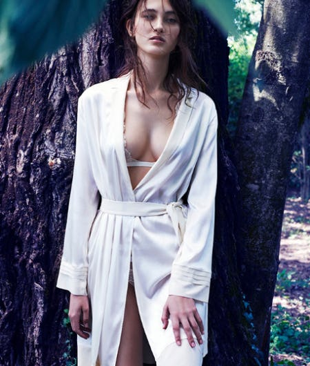 Effortless Silk Nightwear from La Perla