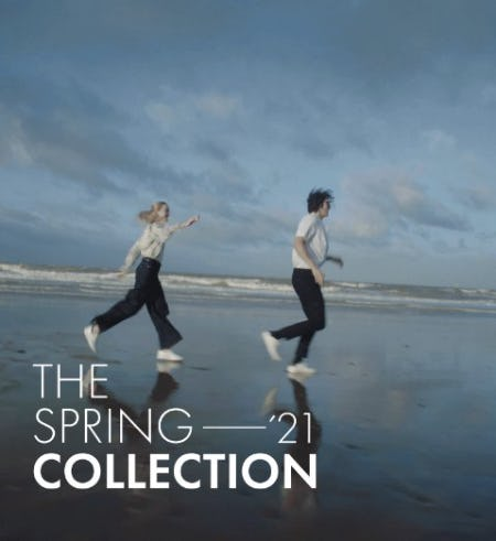 Just Dropped: Welcome to the Spring Collection from Ted Baker London