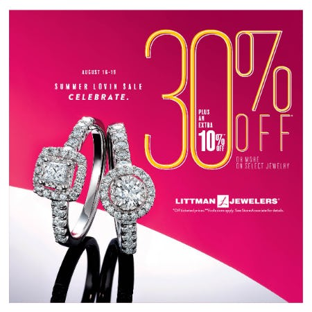 Summer Lovin from Littman Jewelers