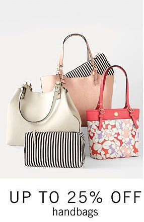 Up to 25% Off Handbags from Belk