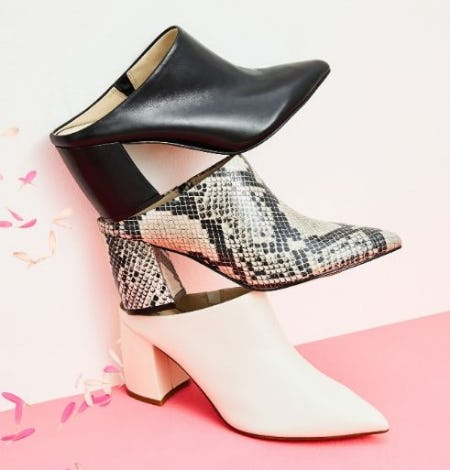 The Tailored Mule from DSW Shoes