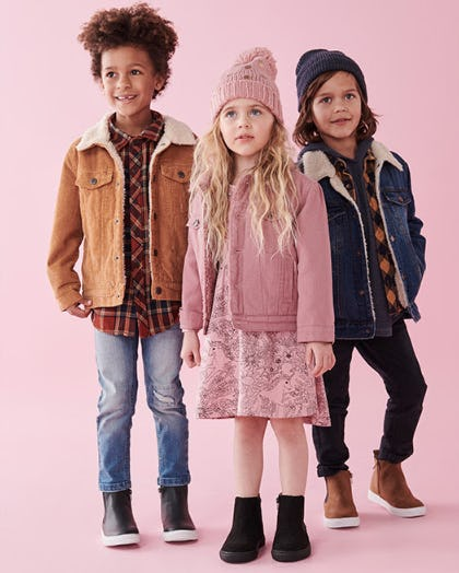Go-To Winter Outfits from Kids