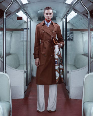 The Perfect Trench from Burberry