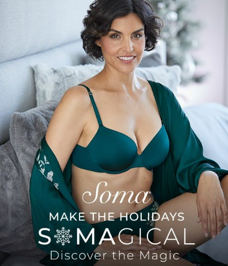 A Soma Holiday from Soma By Chico's