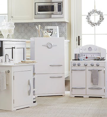 Play Kitchens from Pottery Barn Kids
