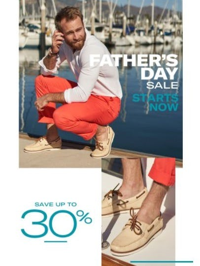 Father's Day Sale: Up to 30% Off from Allen Edmonds