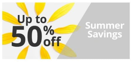 Summer Savings up to 50% Off from Office Depot