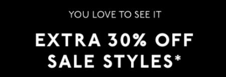 Extra 30% Off Sale Styles from Madewell