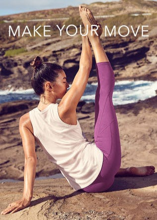 Our Favorite Bottoms for Summer from Athleta