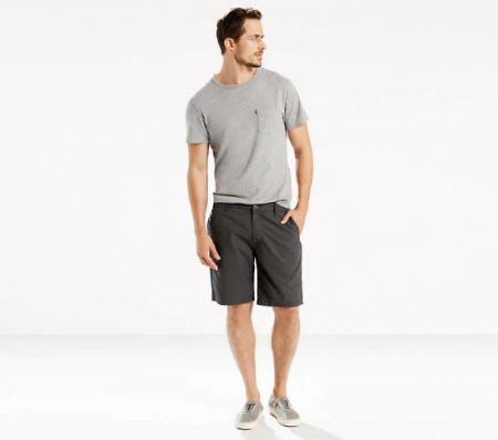 Straight Chino Shorts from The Levi's Store