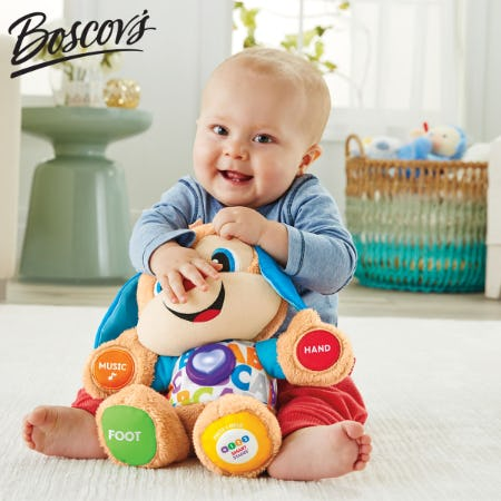 Toy Sale at Boscov's from Boscov's