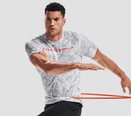 Every Workout Needs a UA Tech from Under Armour