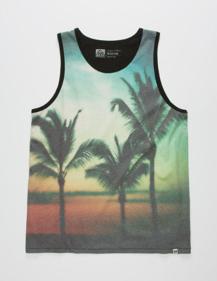 Reef Ites Mens Tank Top from Tilly's