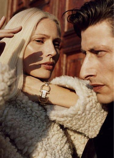 Double Gancini: The New Watch from Salvatore Ferragamo