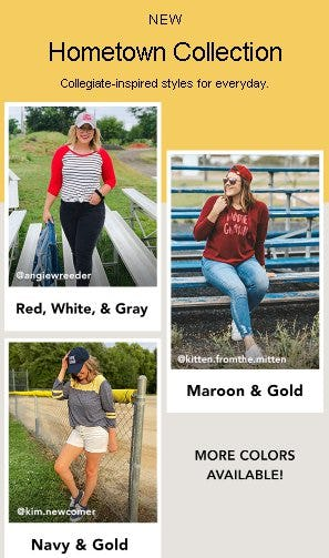 Meet the New Hometown Collection from maurices