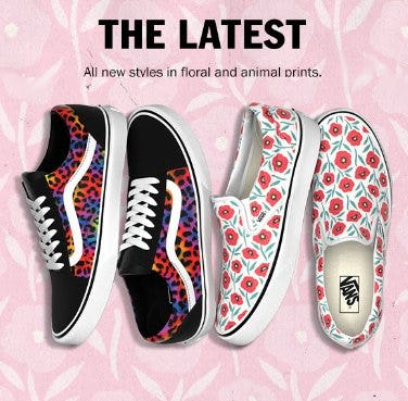 The Latest from Vans