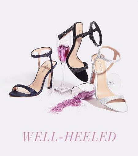 Sandals to Take You Through Wedding Season from Vince Camuto