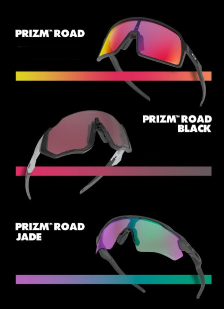 Ride the PRIZM Road from Oakley
