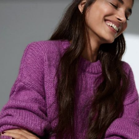 Knitwear from $12.99 from H&M