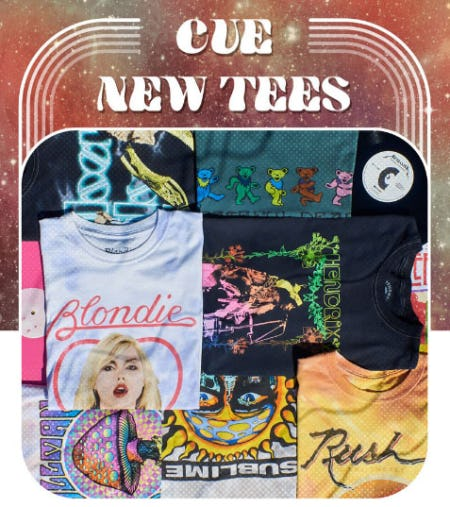 New Tees are Up from Earthbound Trading Company