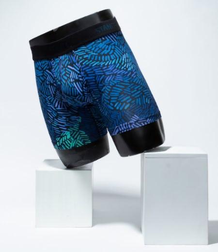 Underwear that Performs