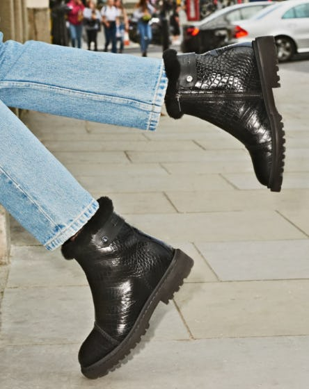 Introducing Voyager II Smart-Tech Boots from Jimmy Choo