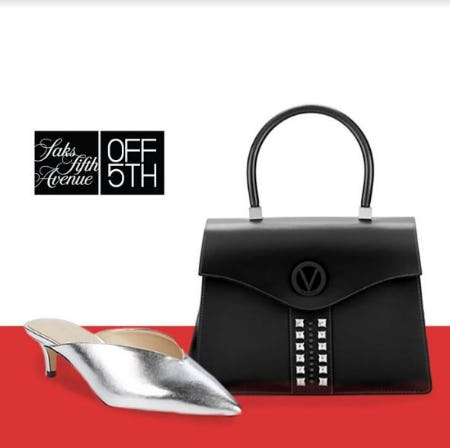 Kick off your President's Day weekend at Saks OFF 5TH from Saks Fifth Avenue OFF 5TH