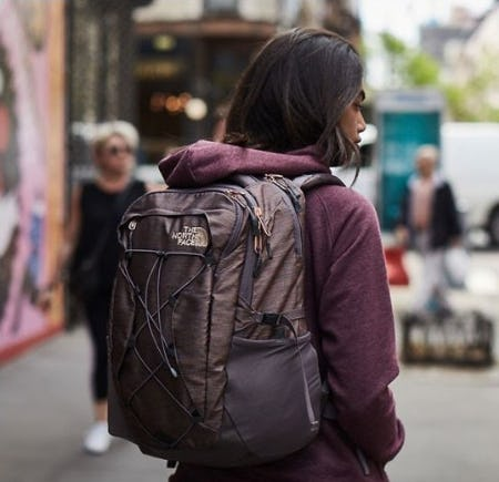 Iconic Backpack Designed Women from The North Face