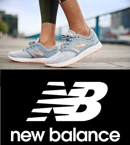 New Balance from Tradehome Shoes