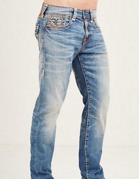 Geno Slim Super T Mens Jean